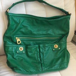 10c373acaa9a Marc By Marc Jacobs Bags - Green leather Marc by Marc Jacobs bag